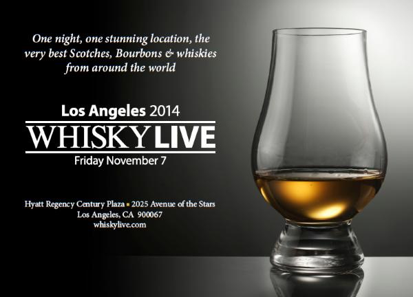 2014 WhiskyLive LA