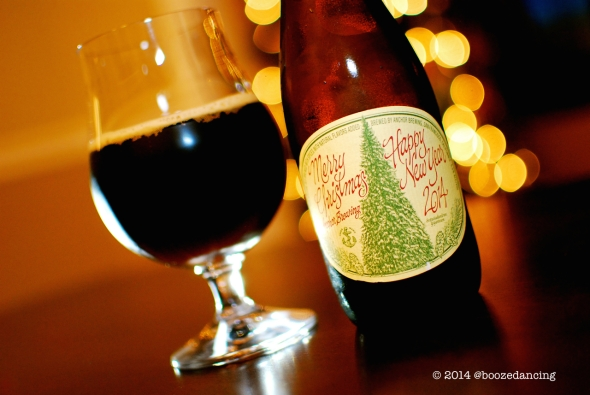 2014 Anchor Our Special Ale