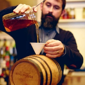 Barrel Aged Old Fashioned