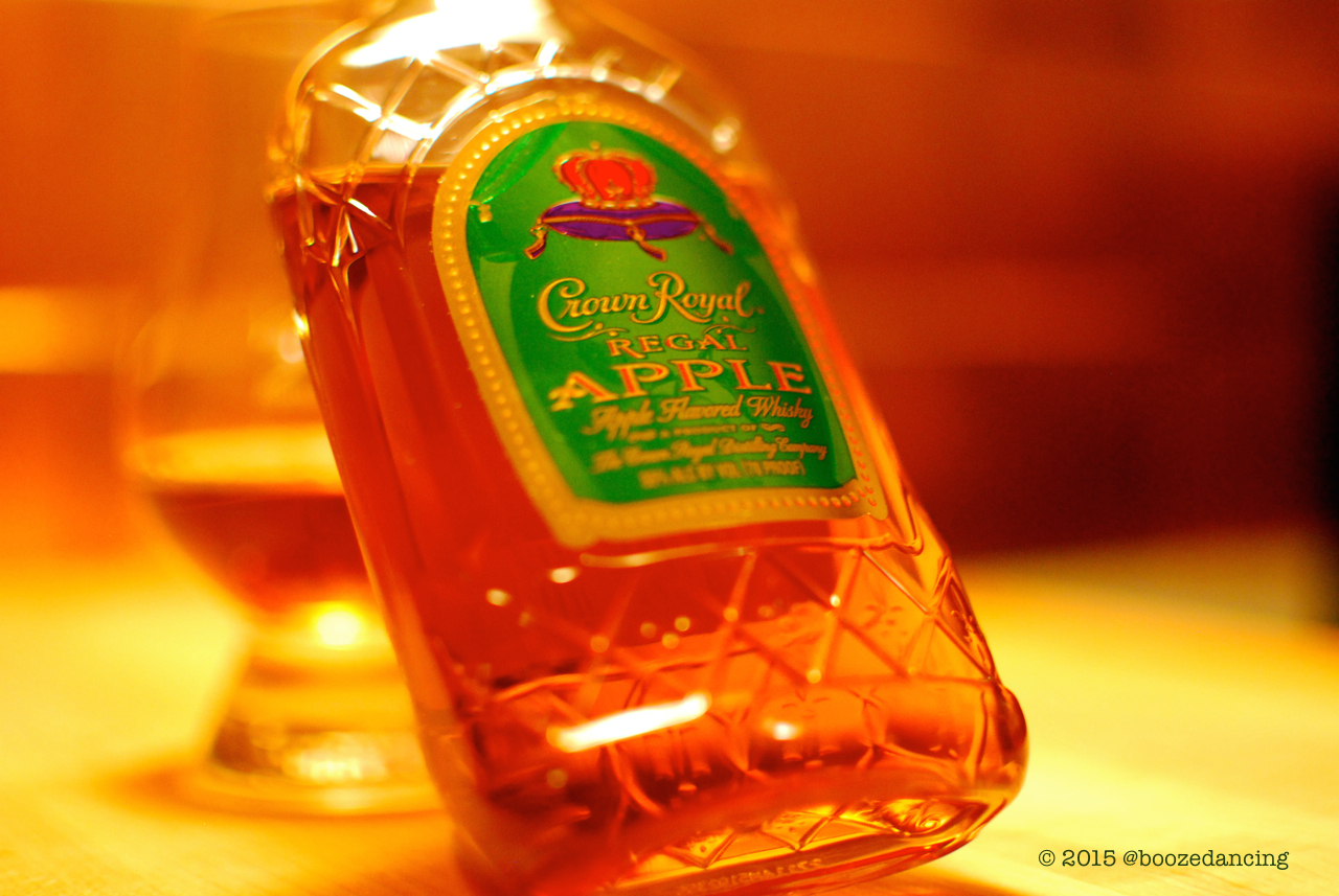 Crown Royal Apple Old Fashioned Recipe