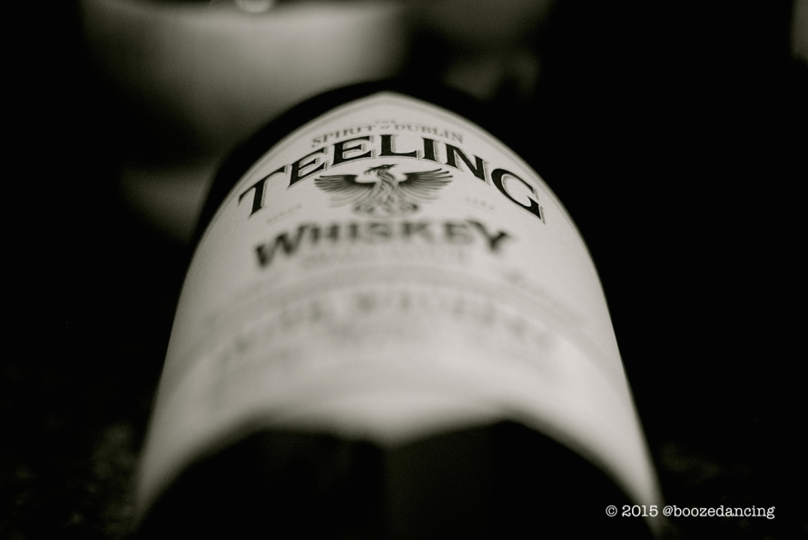 Teeling Irish Whiskey in BW