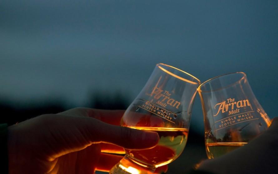 Arran Whisky