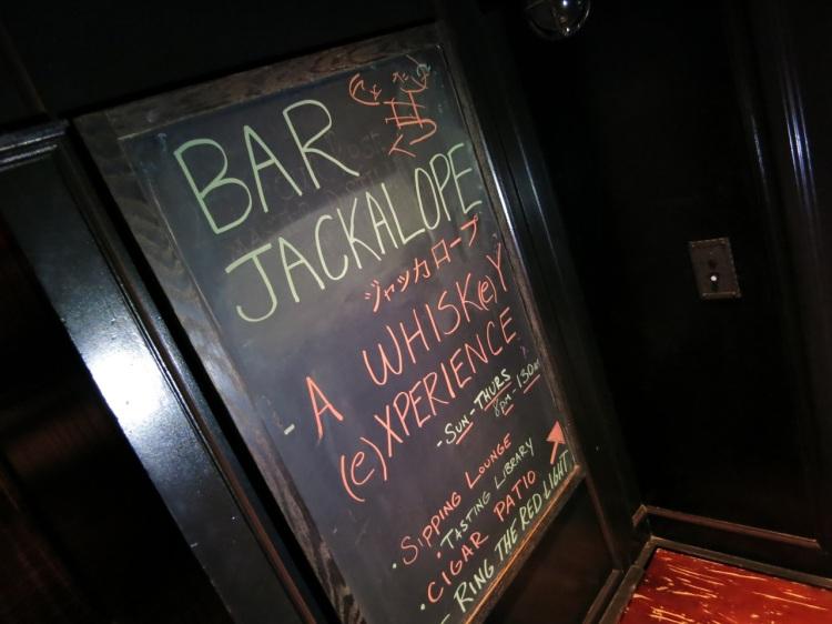 Bar Jackalope 1