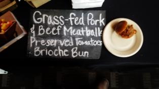 Pork & Beef Meatballs
