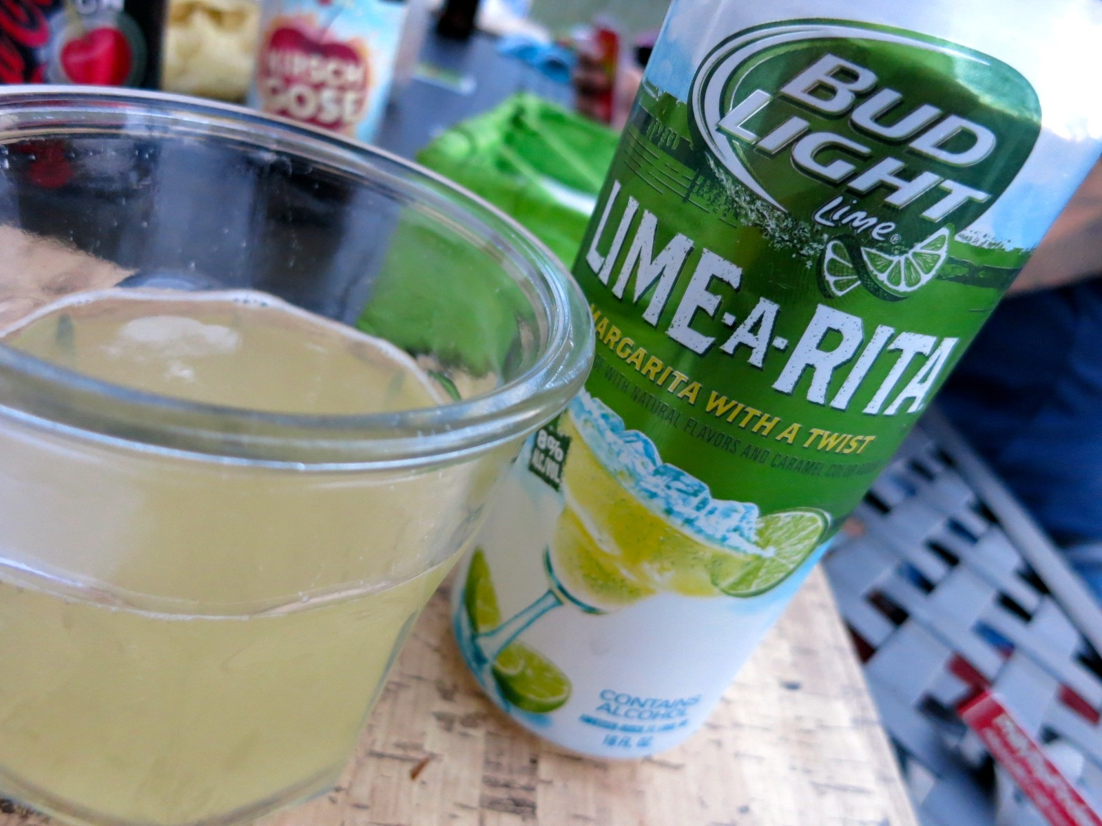 Boozy brew review bud light lime lime a rita its just the booze bud light lime lime a rita aloadofball Image collections