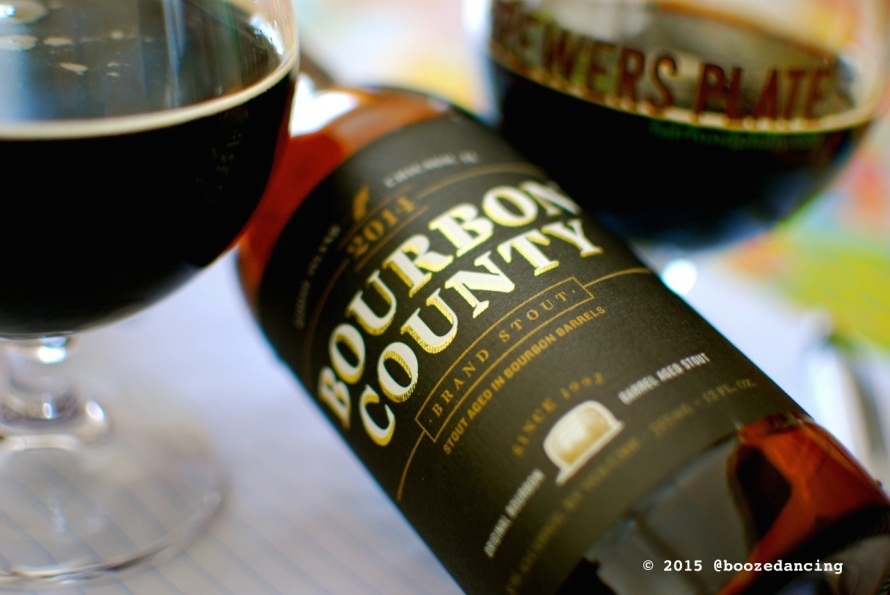 Goose Island 2014 Bourbon County Stout
