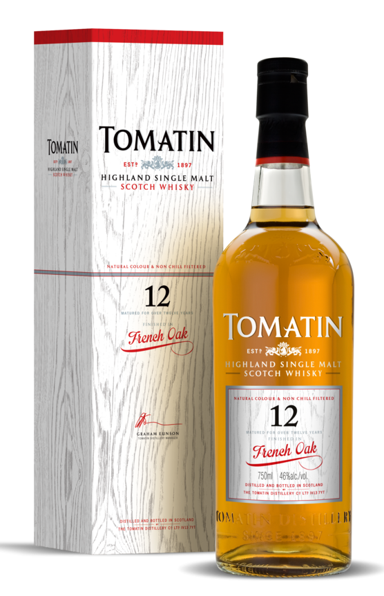 Whisky Review Tomatin 12 Year Old French Oak It S Just