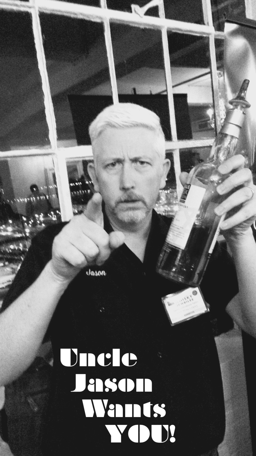 Jason Johnstone-Yellin wants YOU to join the Single Cask Nation!
