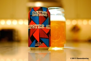 Eviltwin Brewing Hipster Ale