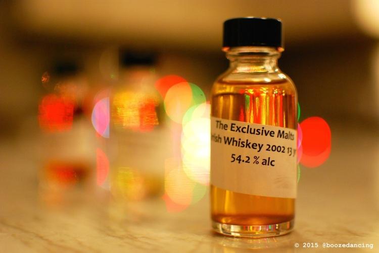 The Exclusive Malts Irish Whiskey 2002