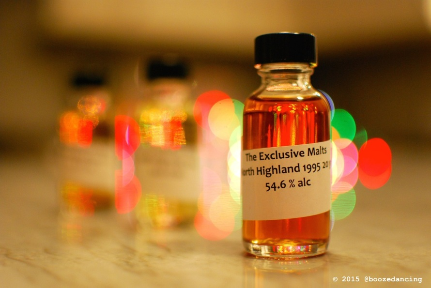 The Exclusive Malts North Highland 1995