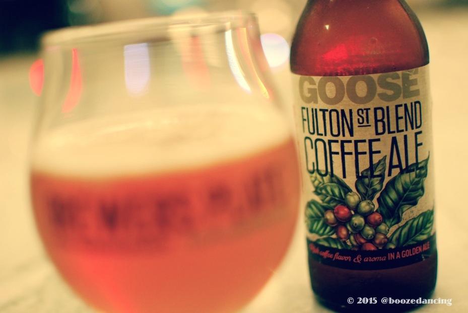 Goose Fulton St Coffee Ale