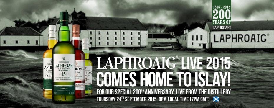 Laphroaig Live 2015
