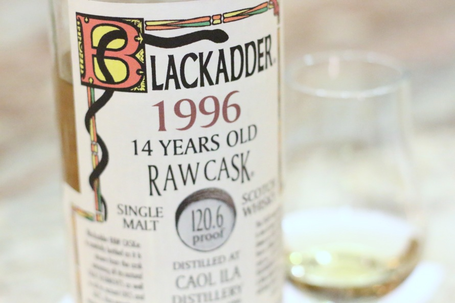 Blackadder Caol Ila 5