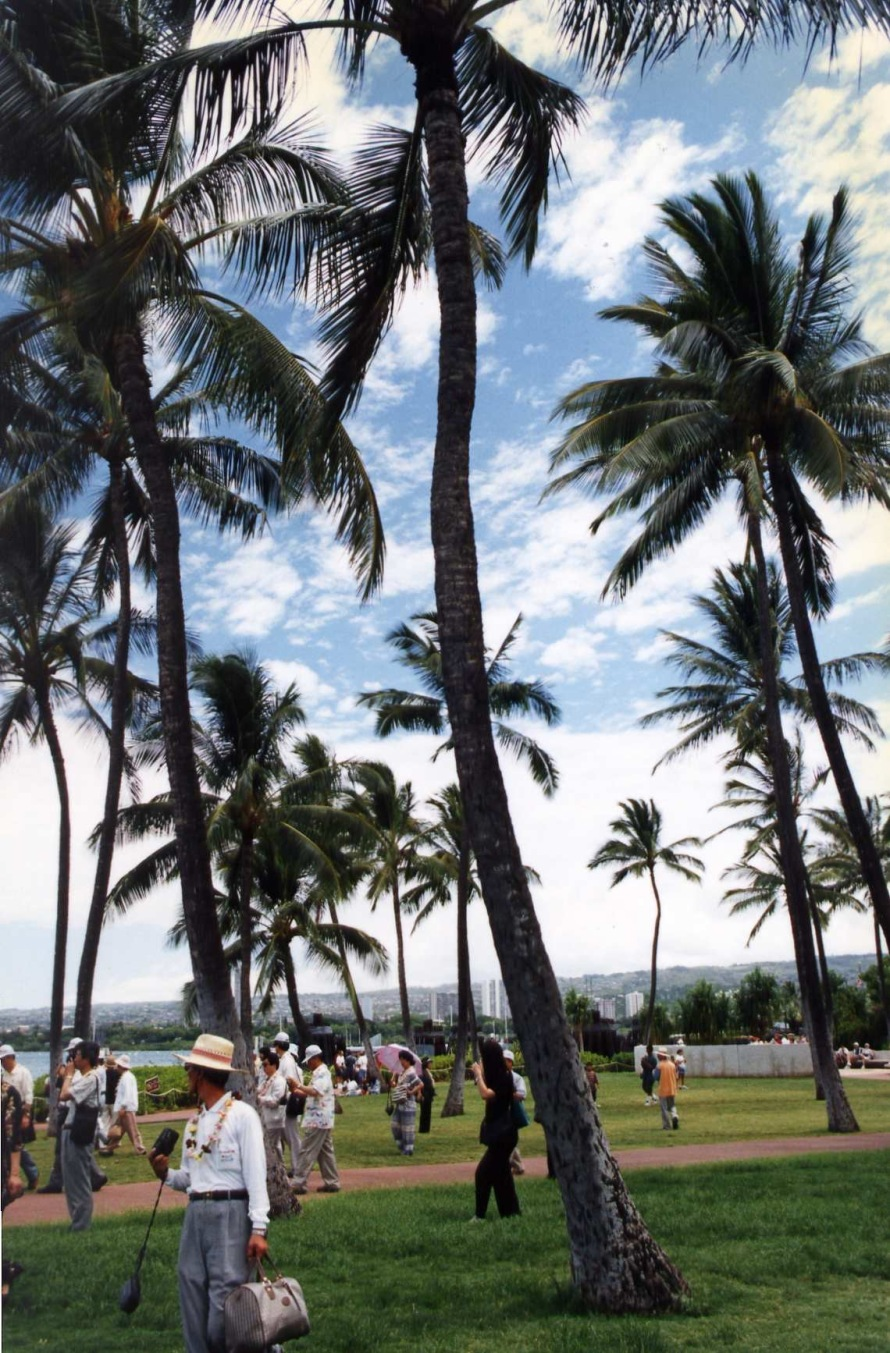 Pearl Harbor, 1996
