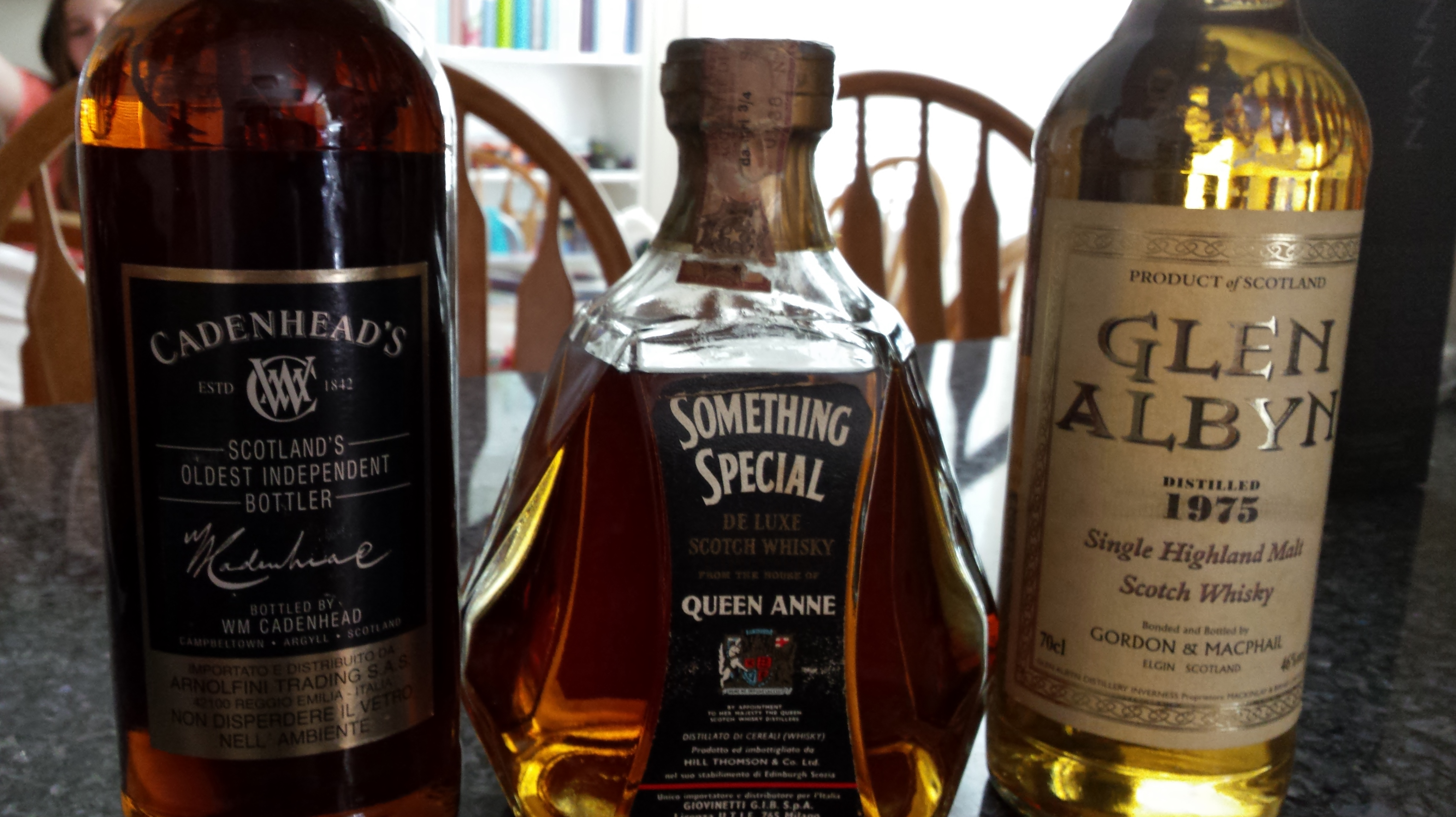 Dusty Whisky Review – Cadenhead Authentic Collection – 1977 ...