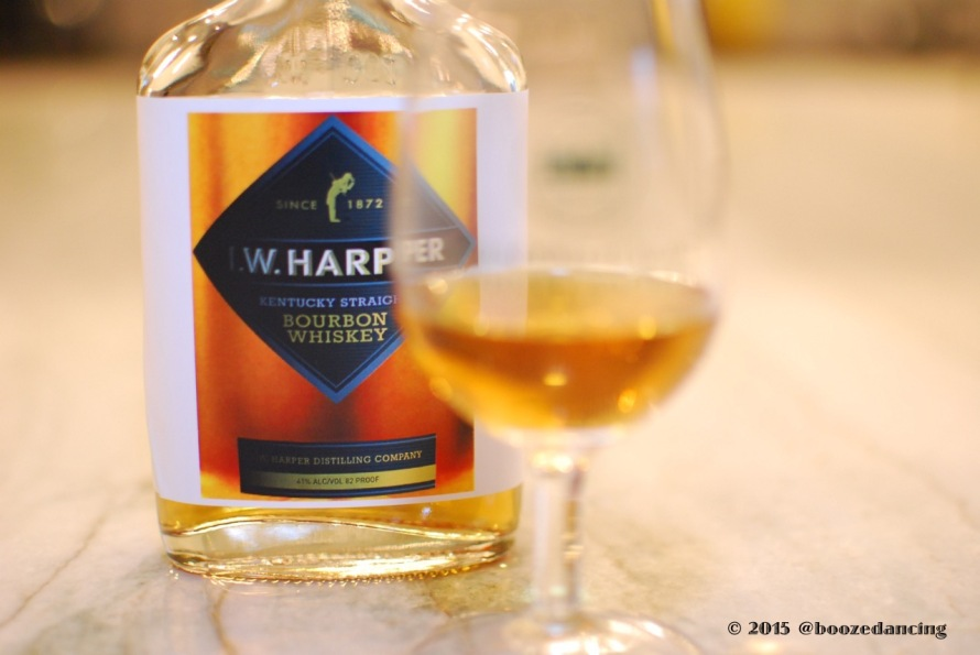 IW Harper Bourbon Whiskey
