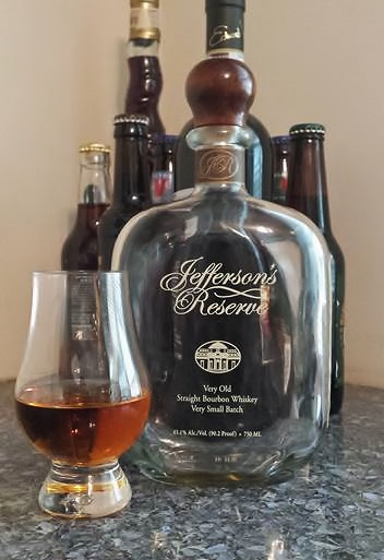 Jefferson's Reserve VO
