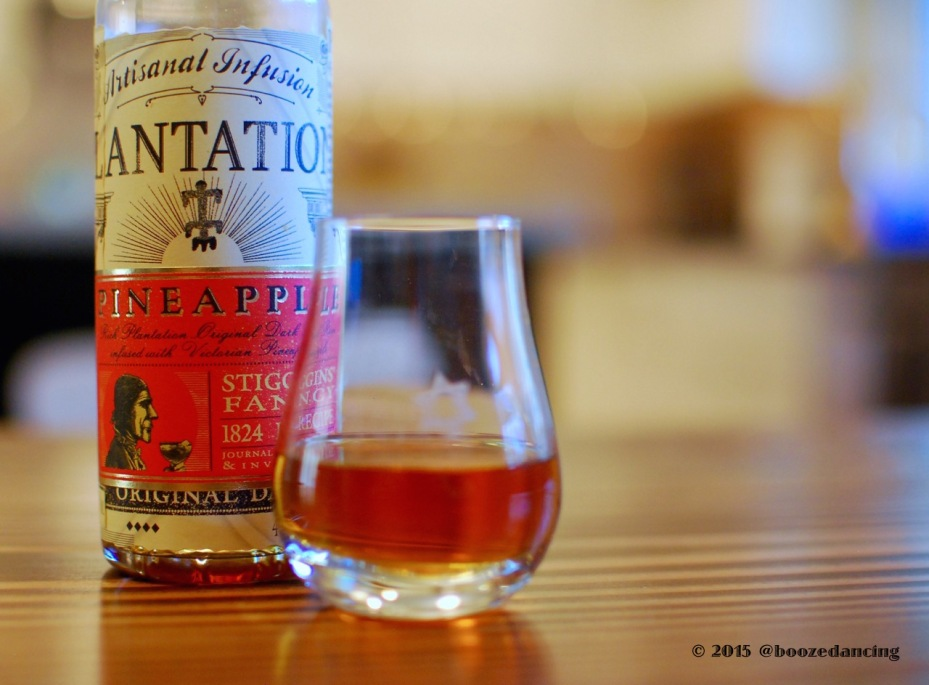 Plantation Pineapple Stiggins' Fancy Rum