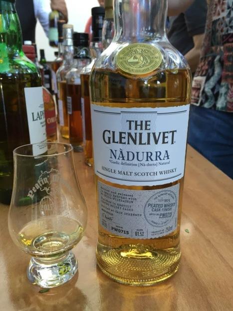 The Glenlivet Peated Nadurra