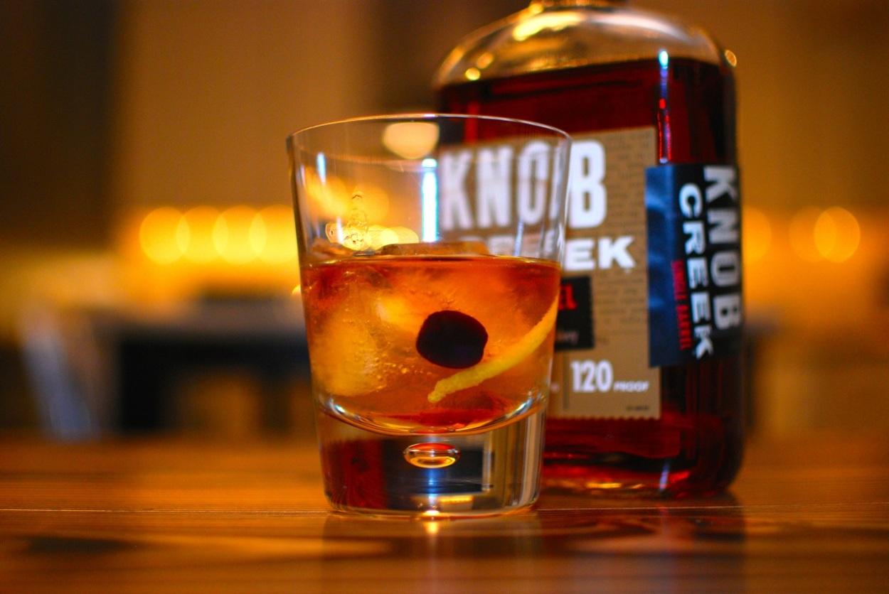 Knob Creek Old Fashioned