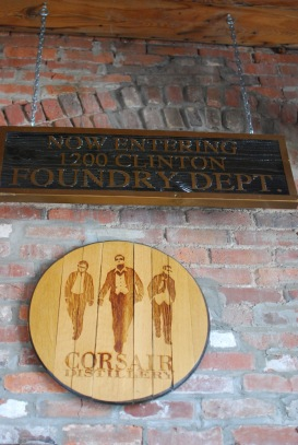 Corsair Distillery - 03