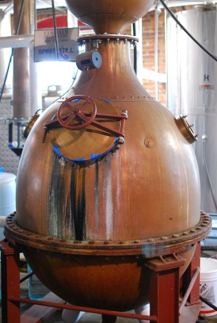 Corsair Distillery - 10