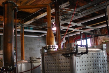Corsair Distillery - 12