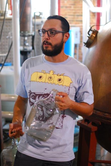Corsair Distillery - 13
