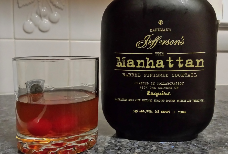 Jefferson's Manhattan
