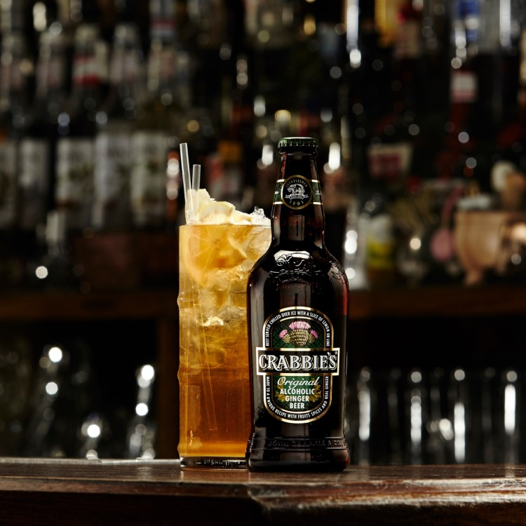 Crabbies Moscow Mule