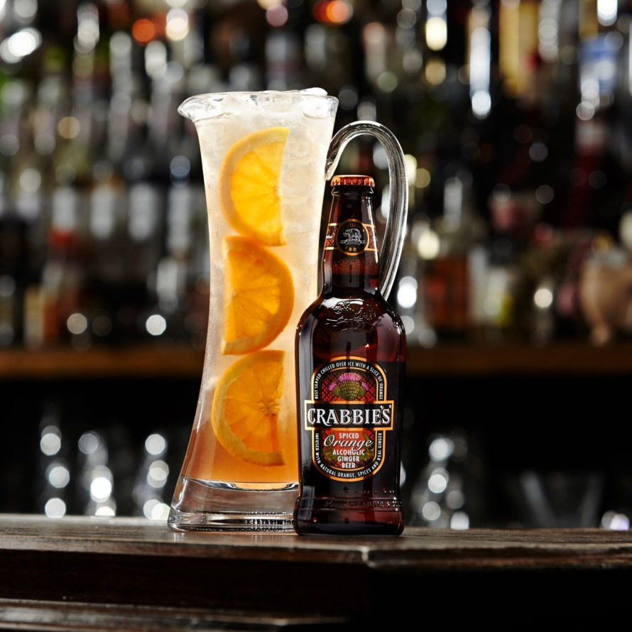Crabbies Orange Punch