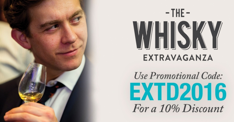 Spring 2016 Whisky Extravaganza Promotion Code