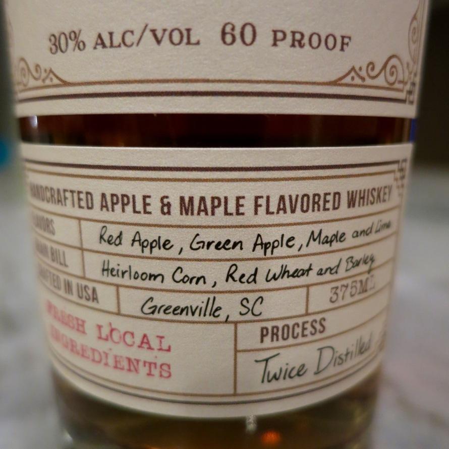 Whiskeygirl Apple and Maple