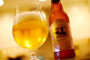 Click the pic to visit the Brewery Ommegang site to get more information about this delicious Farmhouse Ale.