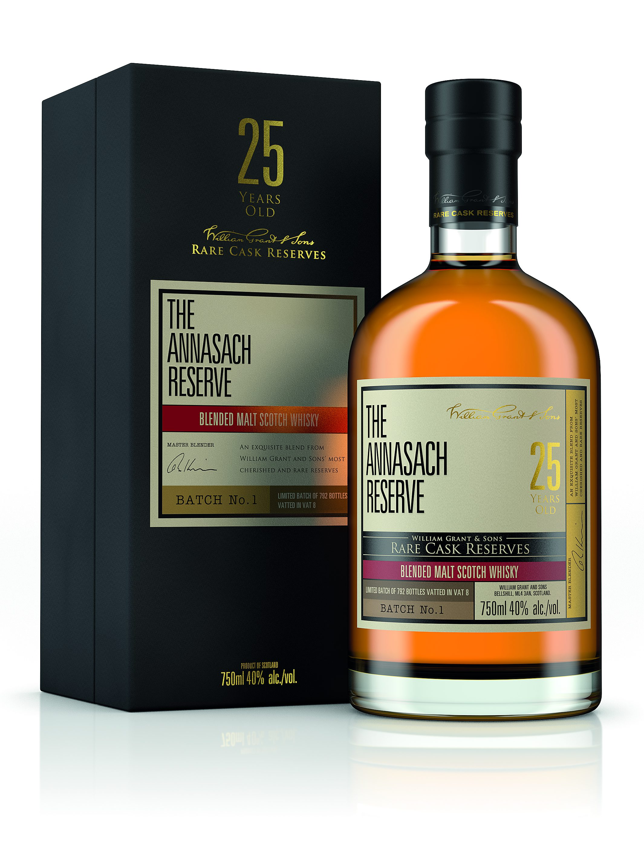 Whisky Review – Annasach 25 – It\'s just the booze dancing…