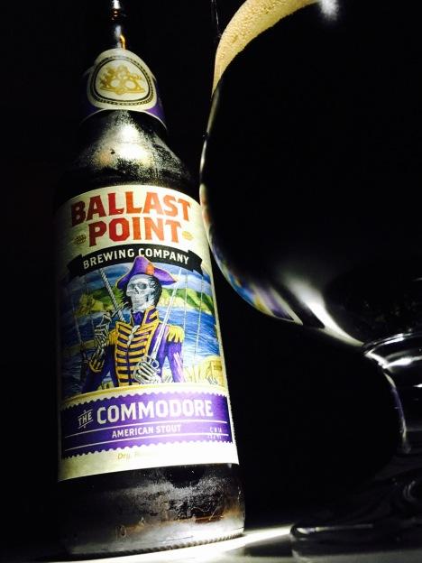 Ballast Point The Commodore
