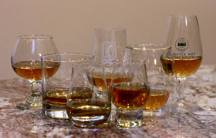 whisky-glass-assortment