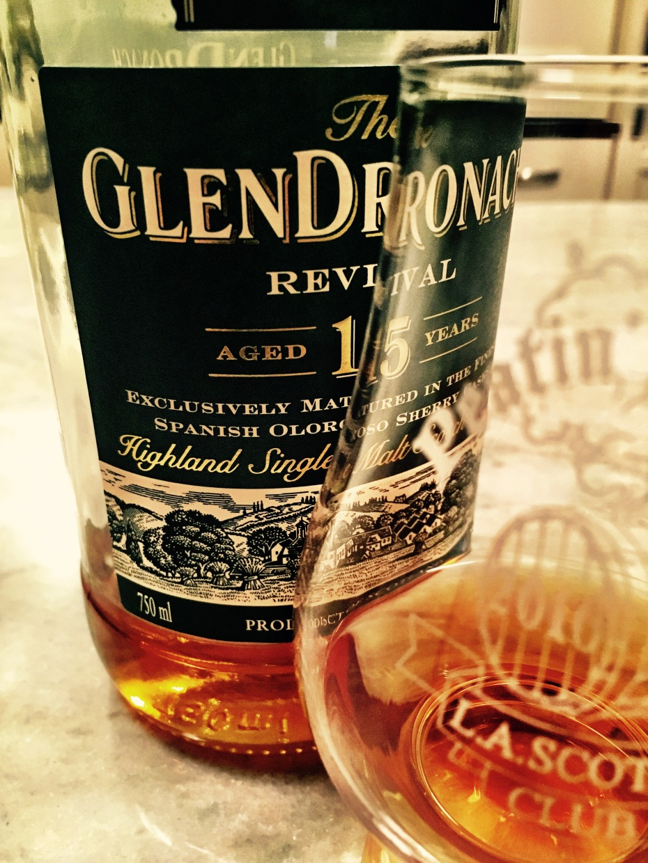 The GlenDronach Revival 15