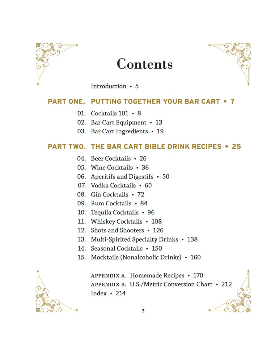the-bar-cart-bible-table-of-contents