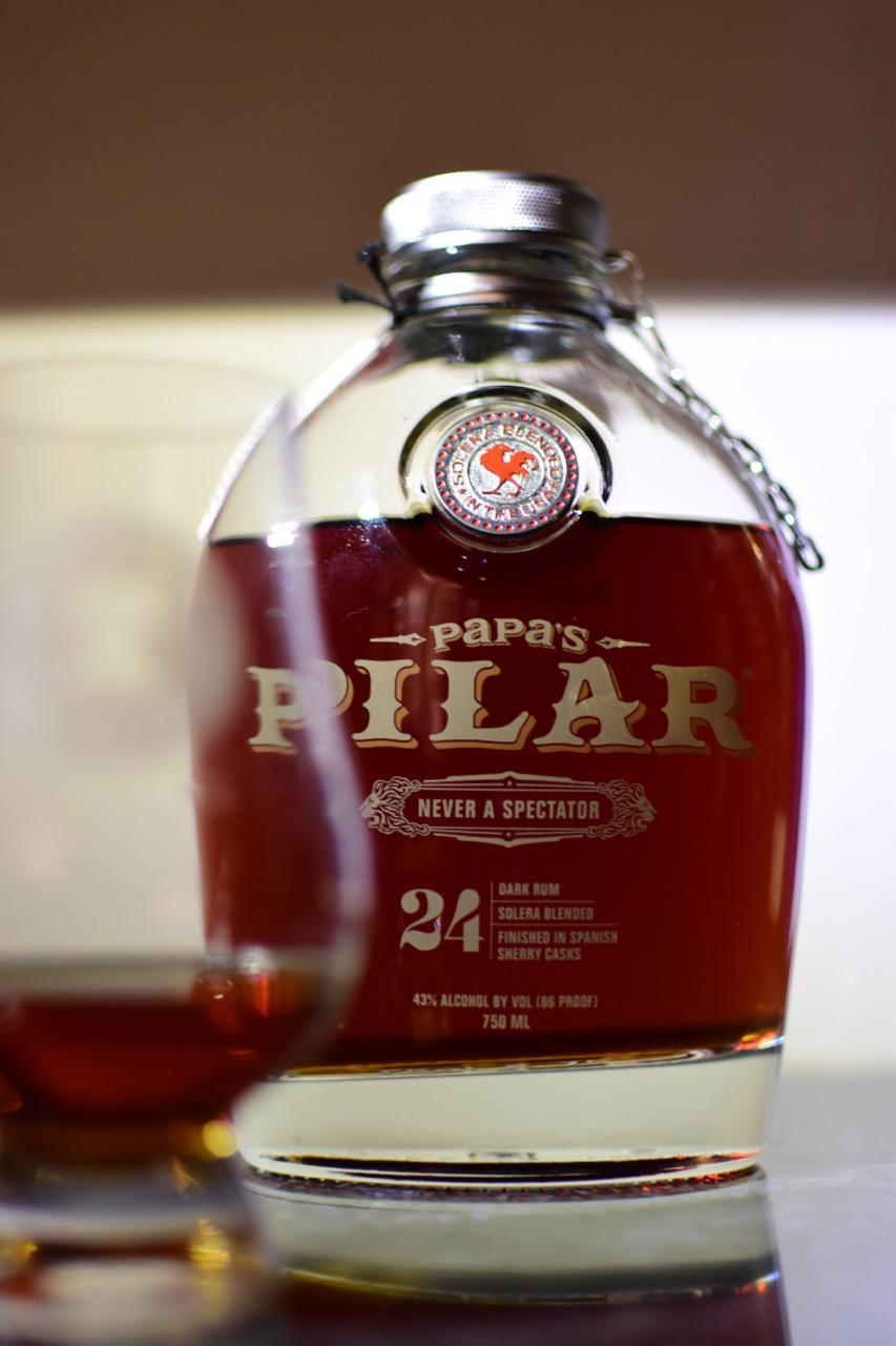 Rum Review: Papa's Pilar 24 - ALL AT SEA