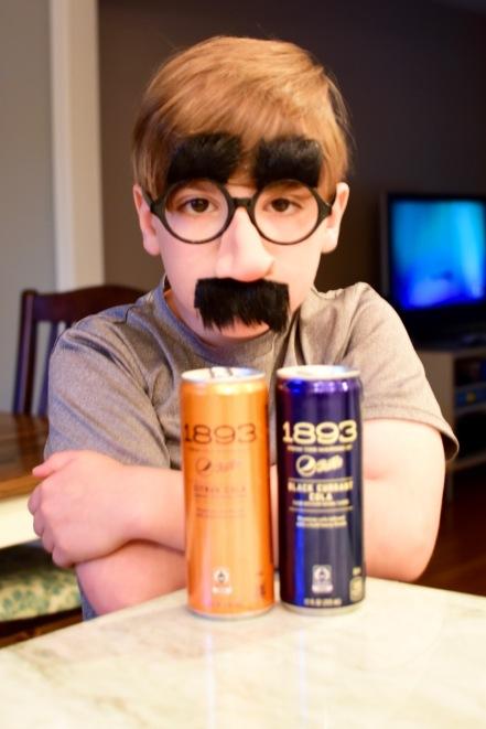 Pepsi 1893 Cola Challenge - 3