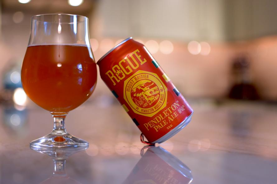 Orange Craft Beer