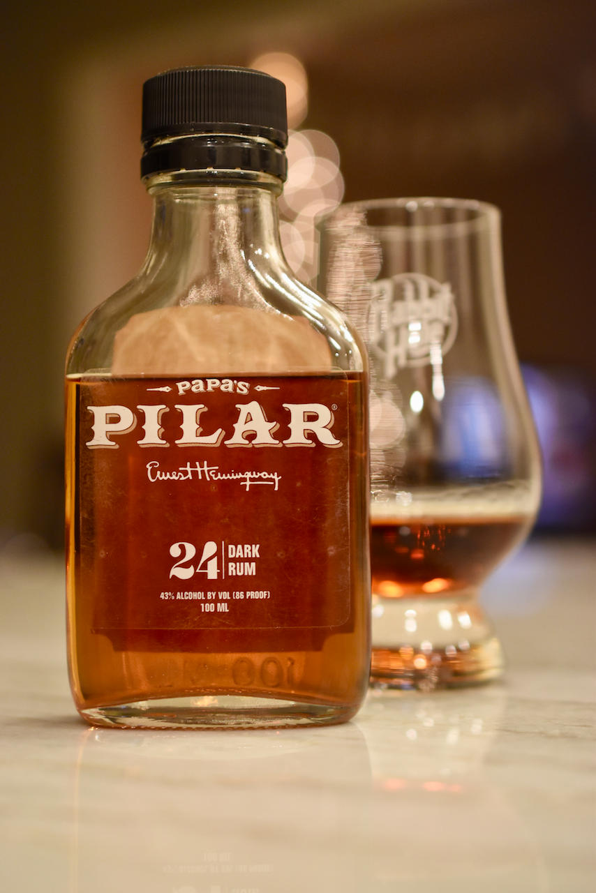 Papa's Pilar Dark Spanish Sherry Cask Finish