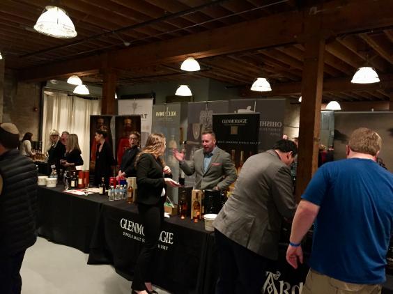 Whisky Jewbilee Chicago 2017 - 12