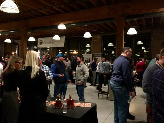 Whisky Jewbilee Chicago 2017 - 7