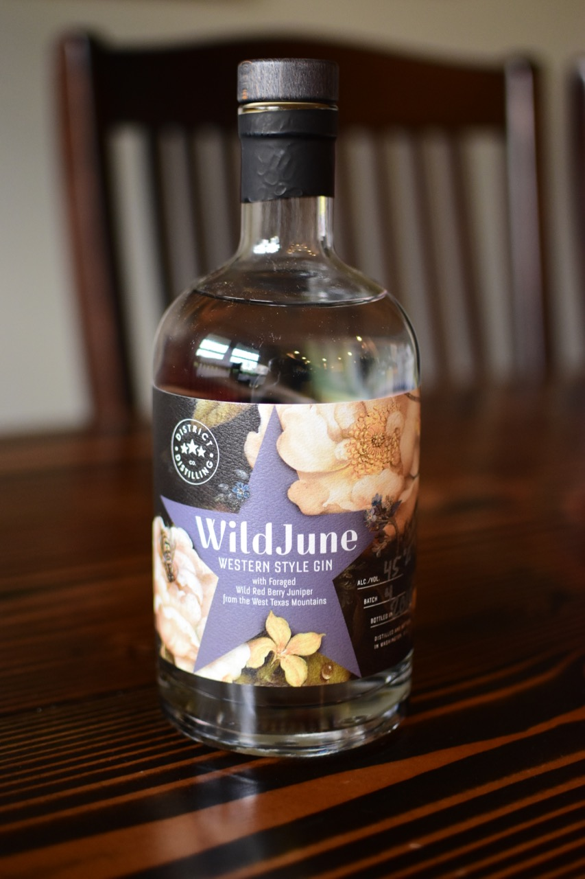 District Distilling Checkerbark + WildJune Gin - 2