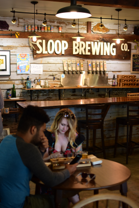 Sloop Brewing - 1