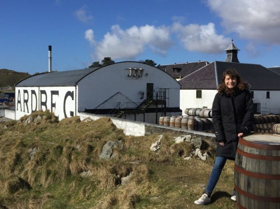 Spring Break Islay 2018 - 4