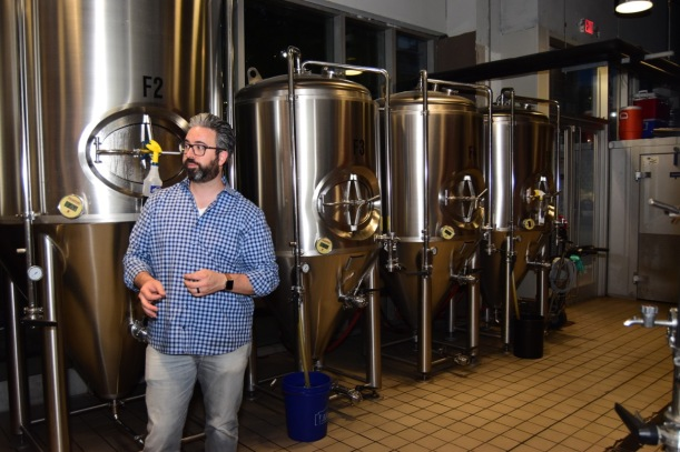 Urban Village Brewing Co 2018 - 22